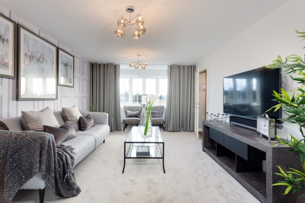 Image for Innovative new Lichfield show home gets buyers connected