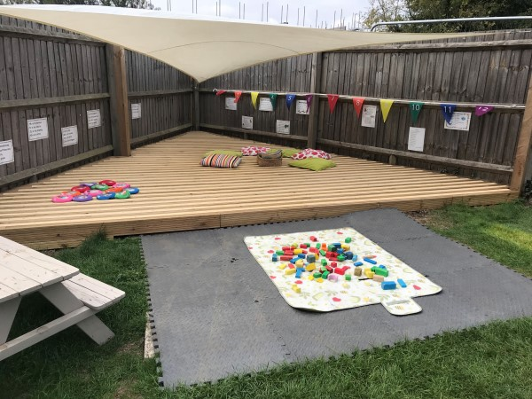 Image for Nursery is all decked out thanks to home builder donation