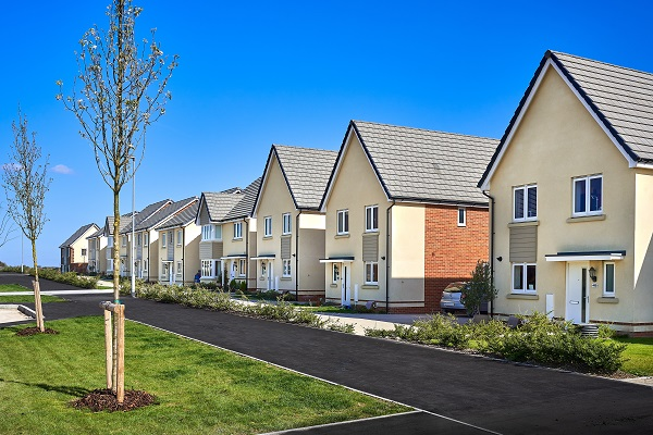 Bovis Homes Longhedge Village Salisbury