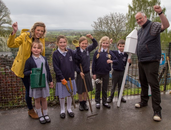 Image for Malvern school goes back to Tudor times for RHS Spring Festival