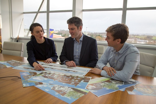 Image for South West team to the fore in housebuilding revolution