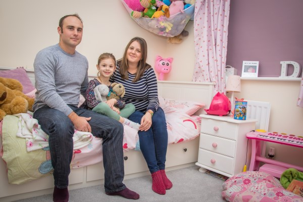 Image for Help to Buy allows Megan and Ian to purchase their forever Devon home