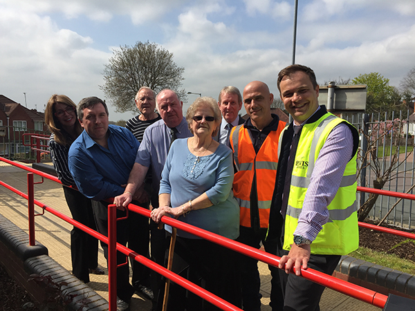 Image for Bovis Homes help tackle community challenge