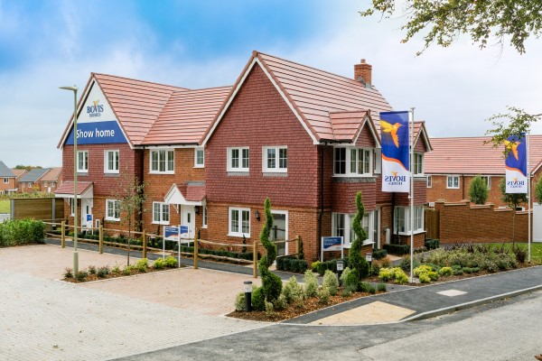 Image for Big benefits for final buyers at Bovis Homes' Basingstoke location