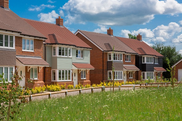 Image for New-build home hunters in Kent have a range of property options through housebuilder