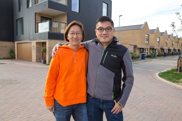 Image for Hong Kong financiers say family decision to buy Cambridgeshire new-build all adds up