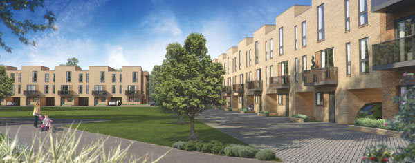 New Homes in Great Kneighton