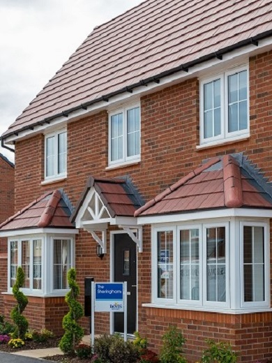 Bovis Homes Sheringham Nantwich Pear Tree Meadows