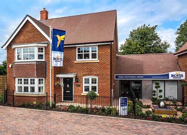 Bovis Homes Beaumont Place Petersfield