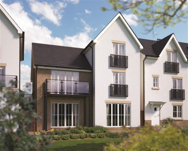 Image for Housebuilder unveils new view home in Axminster