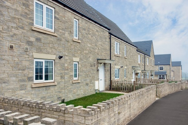 New homes at Priors Lea in Paulton