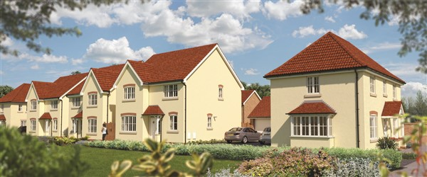 Image for Somerset home hunters among first to view national housebuilder's exciting new range