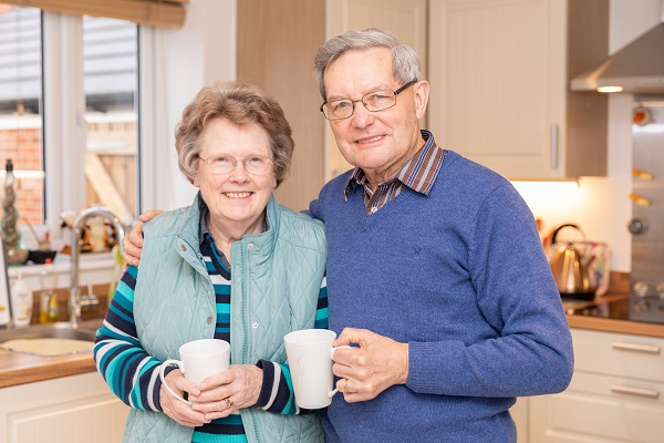 Image for Dream downsize for Redditch retirees thanks to Smooth Move and Bovis Homes