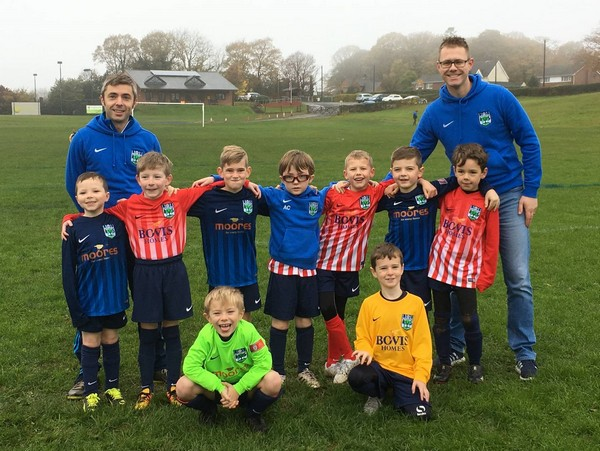 Image for Kit boost for young Stourport team
