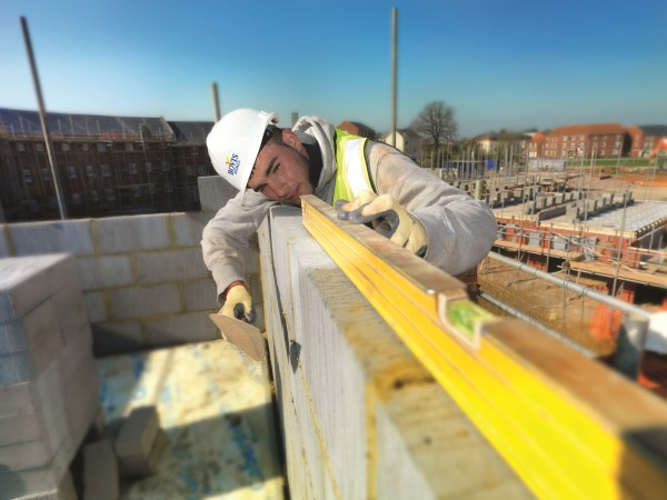 Bovis Homes win award for Health and Safety