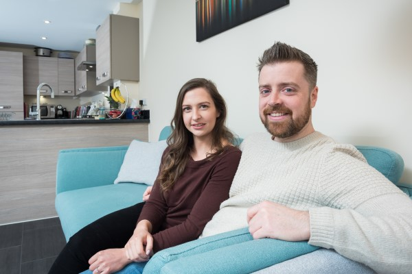 Image for New Norwich home leads to surprise proposal