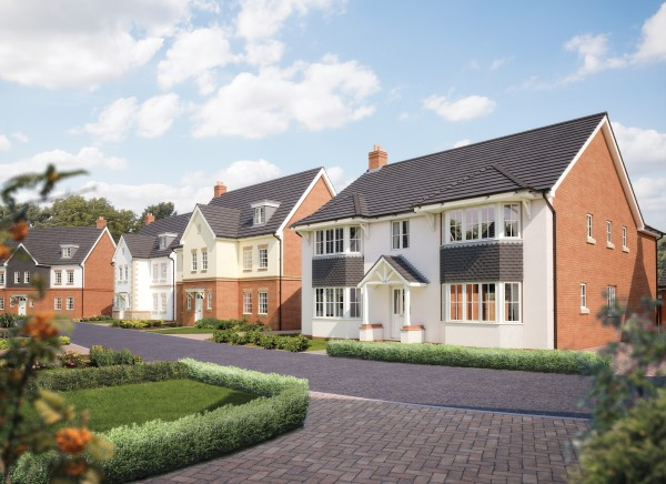 Image for Luxury new homes launch in Ottery St Mary