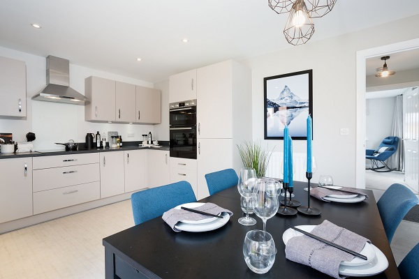 Image for Interior designer mixes science with magic as he works with Cheshire housebuilder to create luxury show home