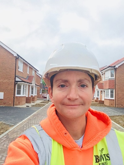 Image for Labourer at Crawley housebuilder urges women to grab industry opportunities