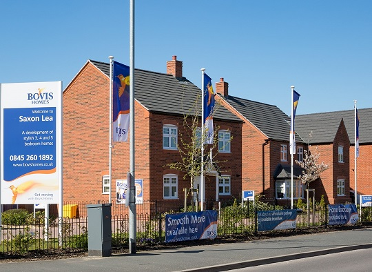 Image for Special schemes help families to move in at popular Cheshire new-build location