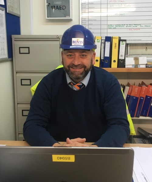 Image for Site manager Scott building a new life in Cornwall