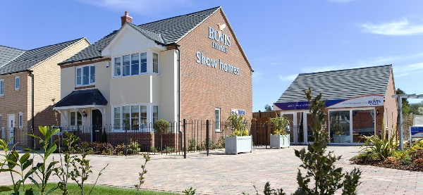 New homes in Shefford