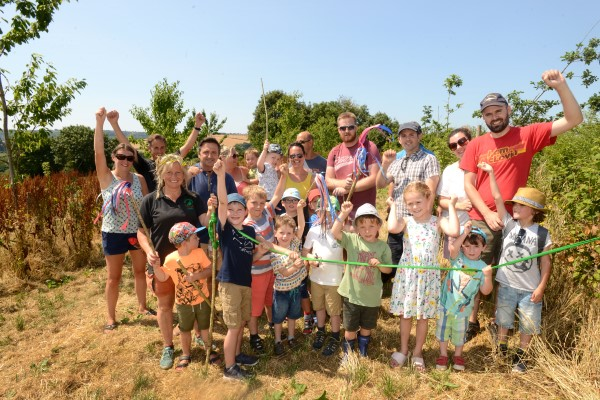 Image for Sherford's Country Park officially opens to the public