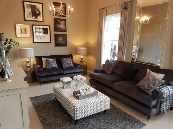 Sherford show home