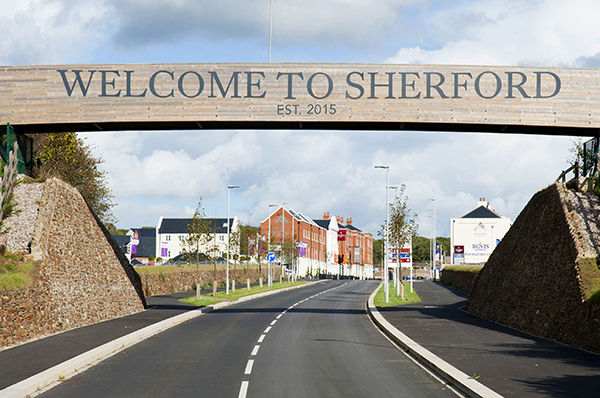 Image for Bovis Homes teams up with Clarion Housing Group at Sherford