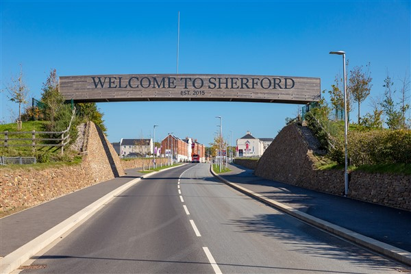Image for Sherford 2019: Progress on the new community