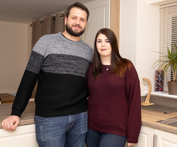 Image for Shropshire IT expert swaps Big Apple for his first new-build home in Shifnal