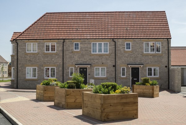 Bovis Homes' Northfields development