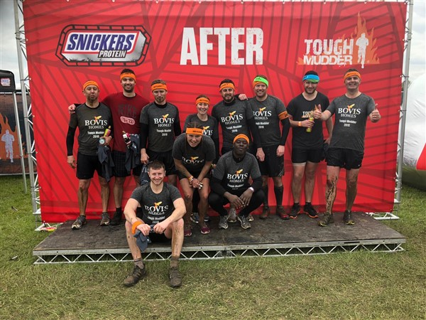 Southern Counties Tough Mudder