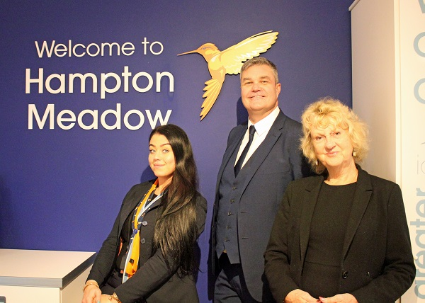 Bovis Homes Hampton Meadow Stadhampton