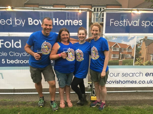Image for Home builder hits the right note with support for brand-new Buckinghamshire music festival