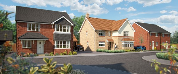 Image for New part of Bishop's Stortford community launches