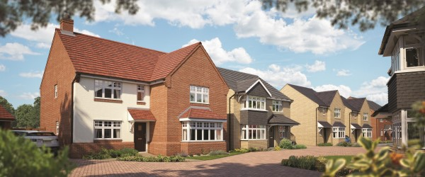 Image for Bovis Homes launches sparkling new Bedfordshire show home
