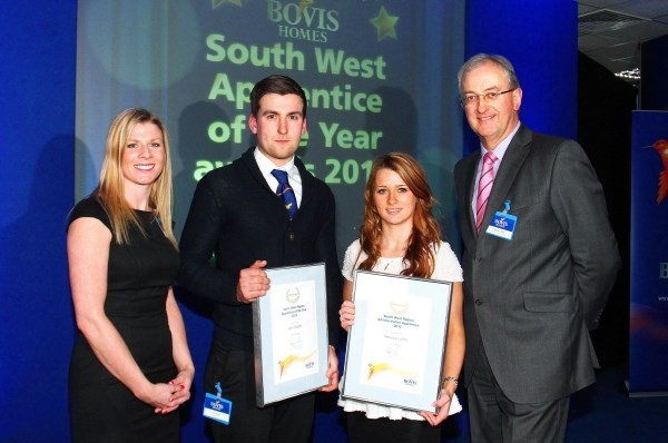 Bovis Home apprentice winners
