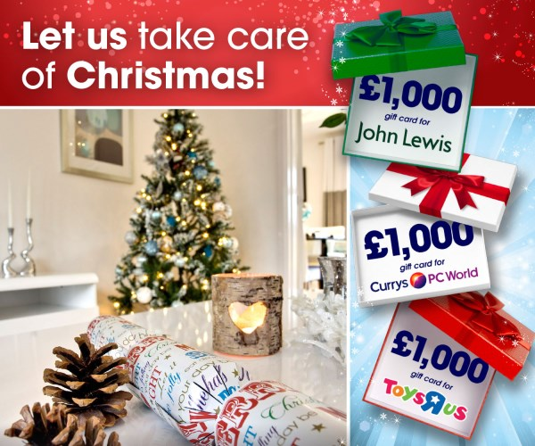 South West Christmas campaign
