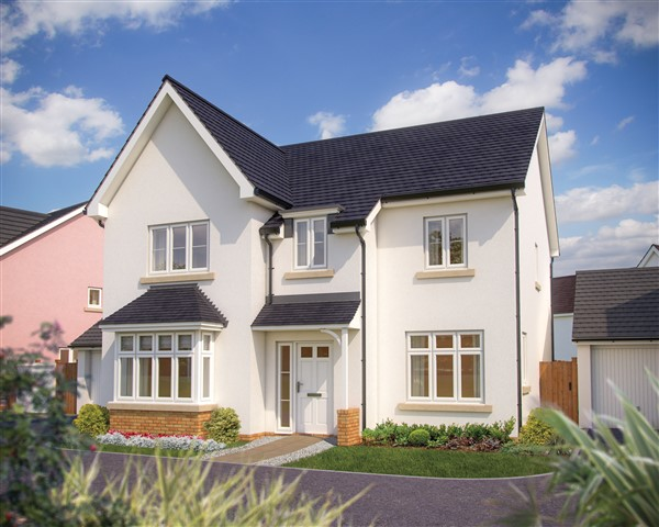 Image for Housebuilder brings brand-new range to Filton!