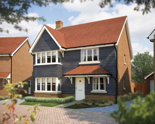 Image for Bovis Homes unveils sparkling new West Sussex show homes