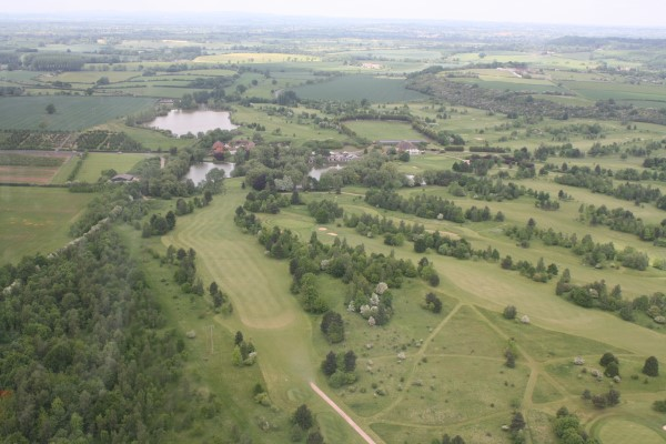 Image for Bovis Homes and partners to create wonderful wildlife haven at Worcestershire golf club