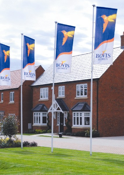 A Bovis Homes development
