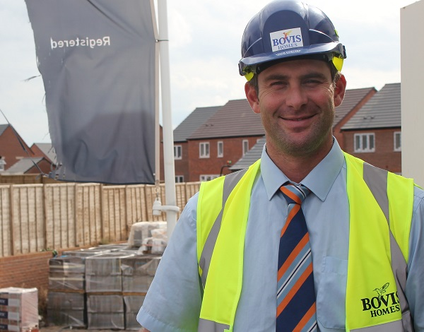 Image for Vince's drone passion is perfect hobby as he drives construction of Banbury homes