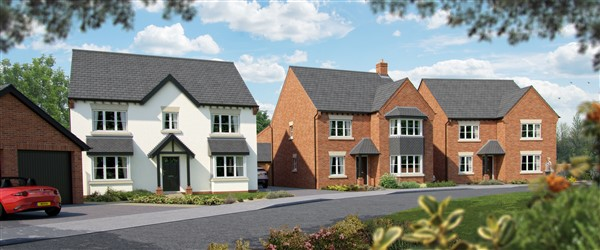 Image for Brand-new housing range launching at Haygate Fields in Wellington