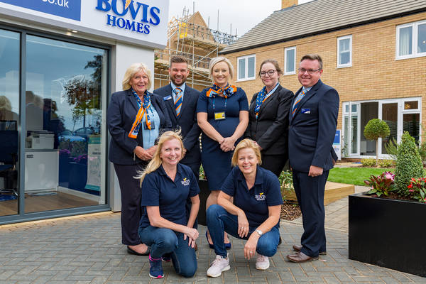 Image for Bovis Homes and Riverside team up to deliver much-needed homes to Wellingborough