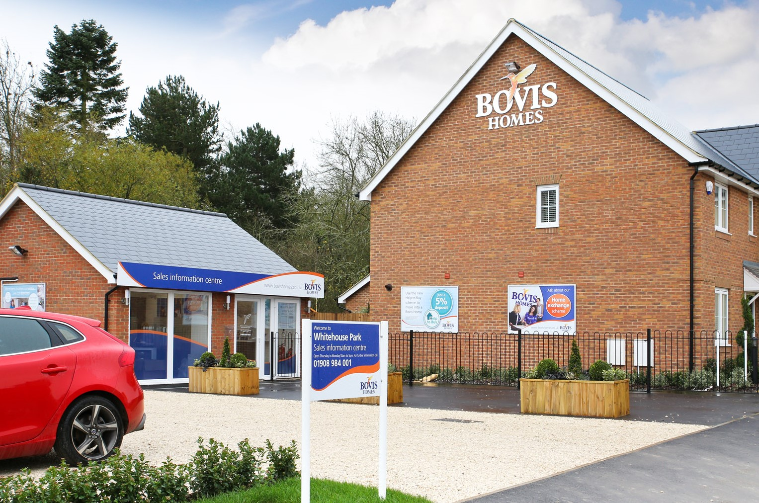 Bovis Homes Whitehouse Park