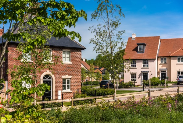 Image for Hampshire buyers to benefit as Winchester Village sells final homes