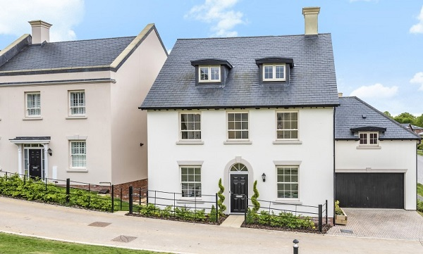 Image for House buyers gain energy-saving incentives at housebuilder's Winchester location