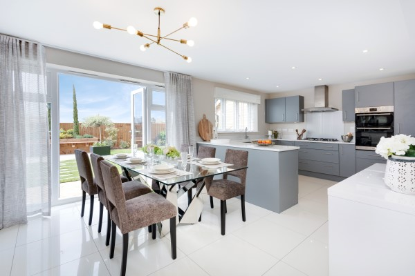 Image for Sparkling new show homes dazzle Bedfordshire house hunters